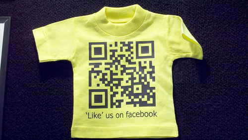 QR Codes For Offline Marketing