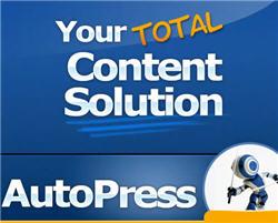 autopress for unique autoblogging content