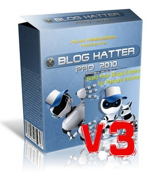 create autoblogs with BlogHatter and Black Plugins