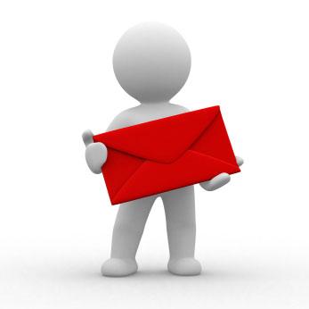 image of mass email marketing