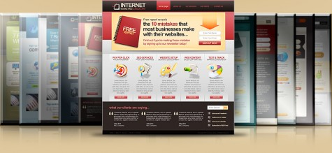 FREE Smoking Hot Templates and WordPress Themes