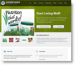 Barley Green Superfoods