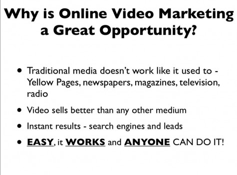 Video Marketing from Traffic Geyser