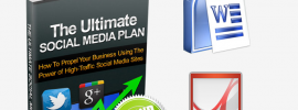 Review of The Ultimate Social Media Plan by Aurelius Tjin A PLR Product