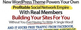 Covert Social Press Theme Review