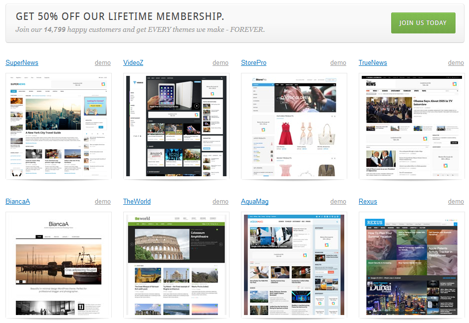 Theme Junkie WordPress Themes a Review of