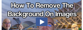 Removing Background Images from Photos the Easy Way