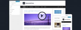 Free Wordpress Theme GeneratePress Review